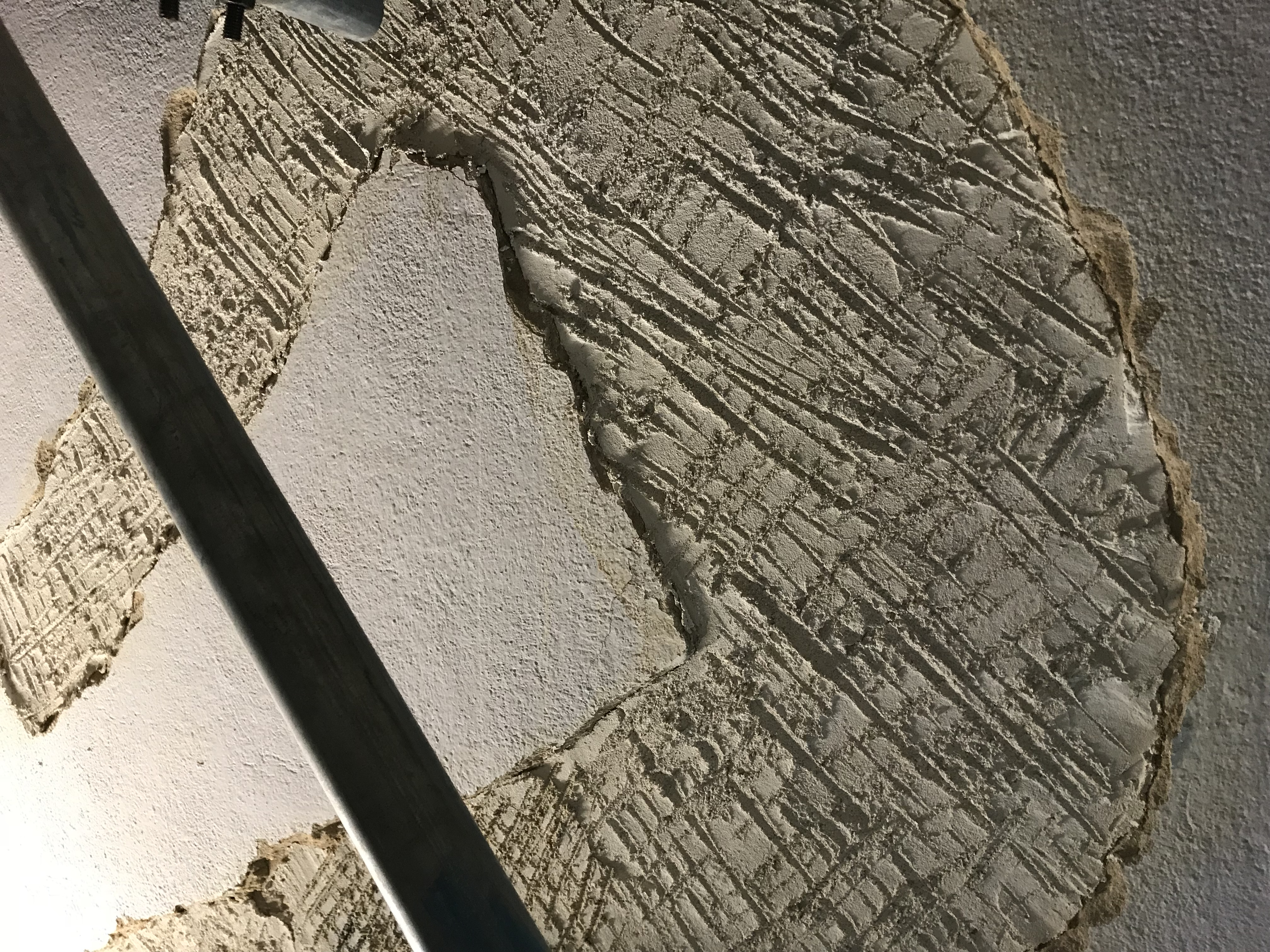 Plasterwork Restoration