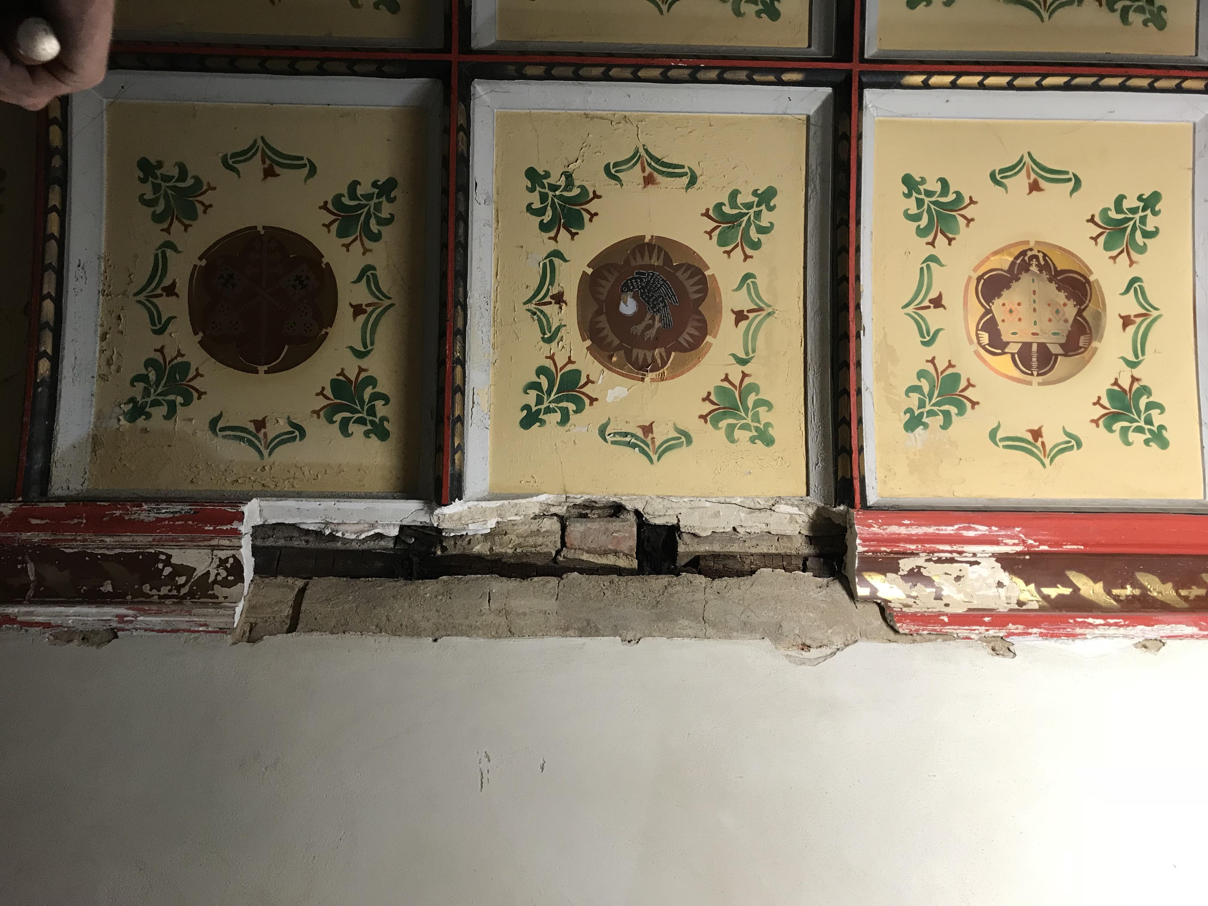 St Benedict's Chapel Repairs