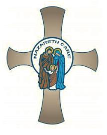Logo for Nazareth House