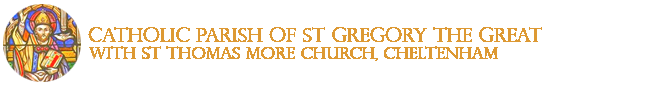 St Gregorys Church Logo