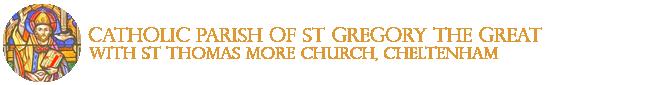 St Gregorys Church Logo